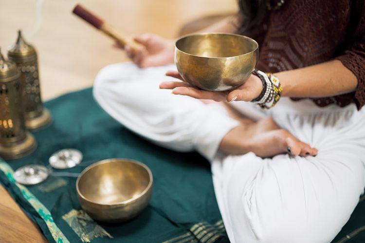 Klang-Meditation